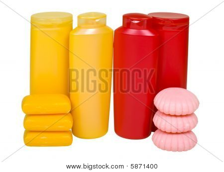 Colorful Hygienic Supplies