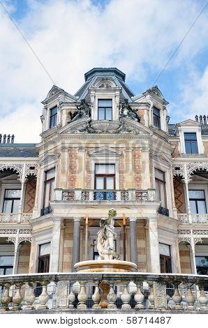 Castle Hermesvilla in Vienna, Austria