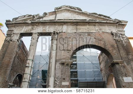 Portico of Ottavia