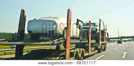 Rack Car