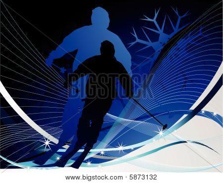 Ski sport