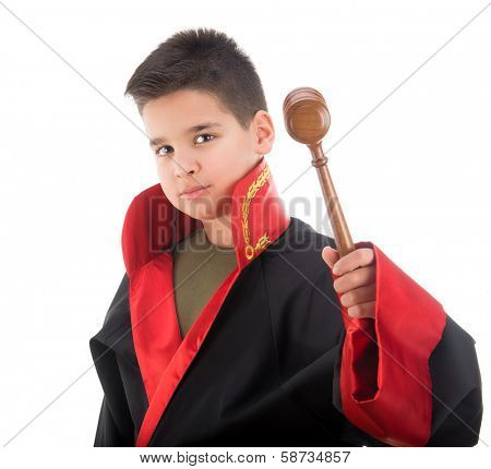 Striking Gavel