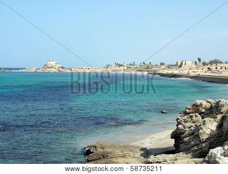 Ancient  Caesarea