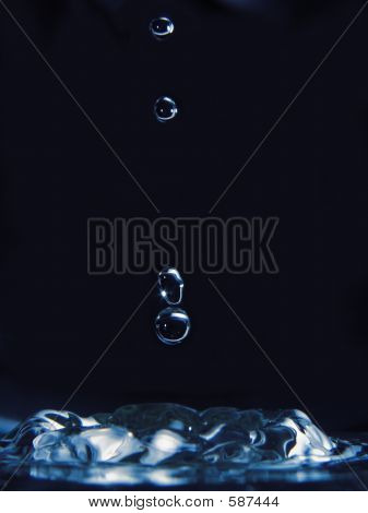 Water Drops Impact