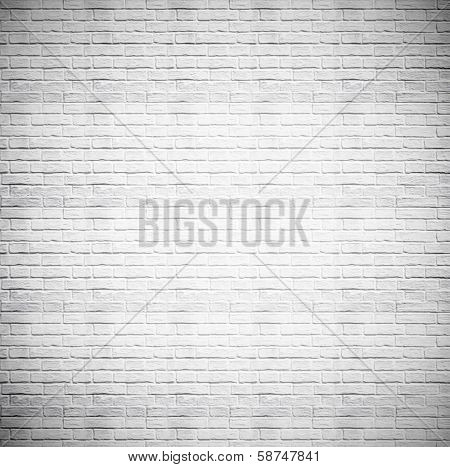 Abstract weathered texture of stained old dark stucco gray and painted white brick wall background in rural room, grungy rusty blocks of stonework technology colorful horizontal architecture wallpaper