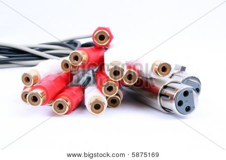 Audio Breakout Cable