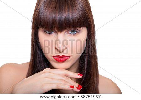Beautiful Seductive Woman