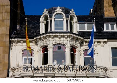 Romanes & Paterson Tea Room