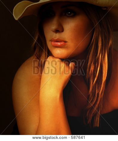 Warm Cowgirl