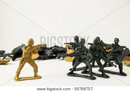 Plastic Lead Soldiers