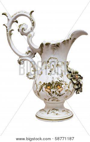 Porcelain Pitcher