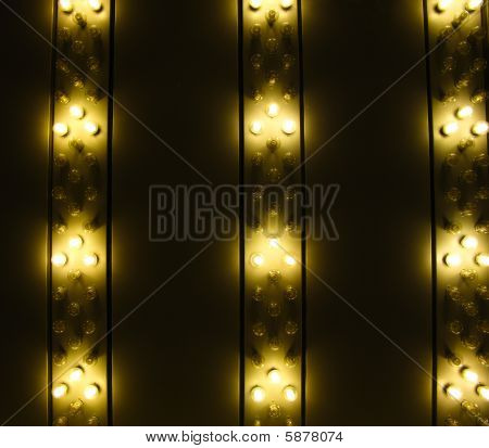 Halogen Marquee Lights