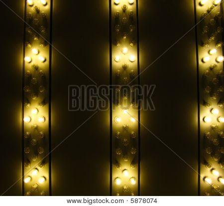 Halogen Marquee Lights