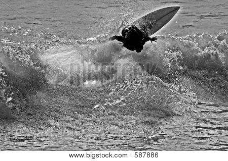 Infrared Surfer