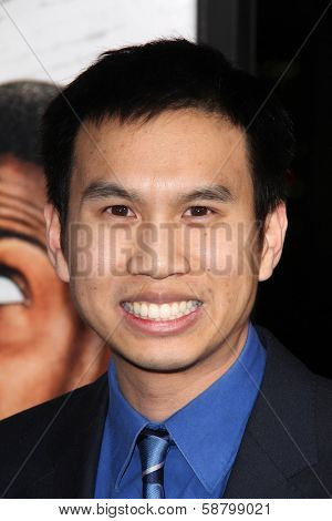 LOS ANGELES - JAN 13:  Michael Nguyen at the