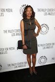 Aisha Tyler at the Paley Center for Media 2013 Benefit Gala, 20th Century Fox Studios, Los Angeles,