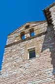 Church of Madonna delle Rose. Assisi. Umbria. Italy.