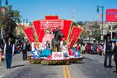 115th Annual Golden Dragon Parade Lunar New Year celebrations