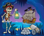 stock photo of cap gun  - Pirate cove theme image 6  - JPG