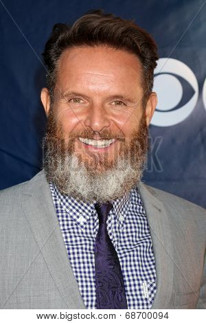 LOS ANGELES - JUL 17:  Mark Burnett at the CBS TCA July 2014 Party at the Pacific Design Center on July 17, 2014 in West Hollywood, CA