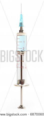 5Ml Glass Syringe