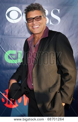 LOS ANGELES - JUL 17:  Steven Bauer at the CBS TCA July 2014 Party at the Pacific Design Center on July 17, 2014 in West Hollywood, CA