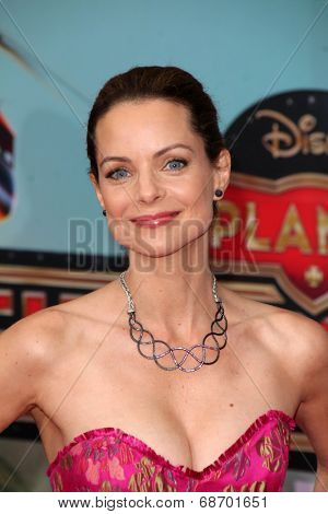LOS ANGELES - JUL 16:  Kimberly Williams-Paisley at the