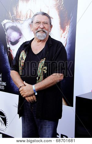 LOS ANGELES - JUL 16:  Ron Garcia at the 'Twin Peaks - The Entire Mystery' Blu-Ray/DVD Release Party And Screening at the Vista Theater on July 16, 2014 in Los Angeles, CA
