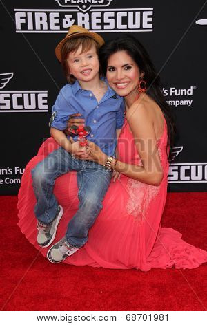 LOS ANGELES - JUL 16:  Joyce Giraud at the