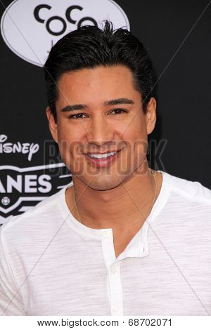 LOS ANGELES - JUL 16:  Mario Lopez at the
