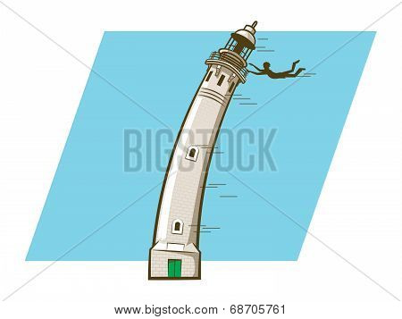 Windy Lighthouse