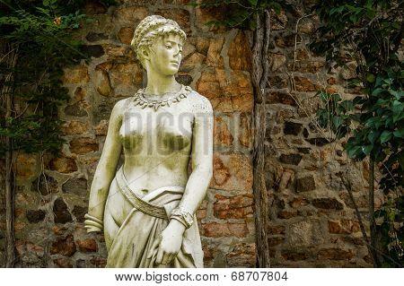 Duke Farms Statue 2