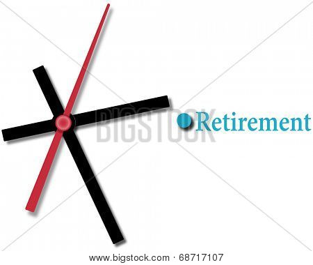 Clock ticking time running out on retirement financial planning