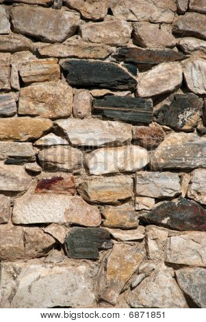 Wall From Stone