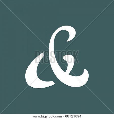 Custom ampersand symbol