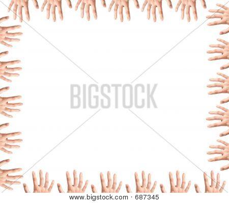 Fingers Frame