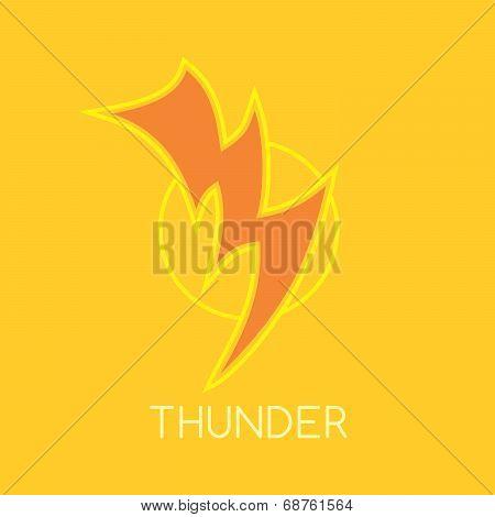 Orange Thunder