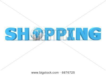 Shopping World Blue