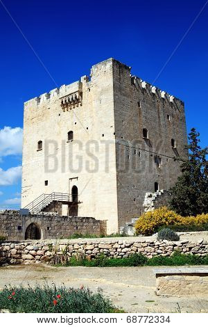 Kolossi Castle, Limassol