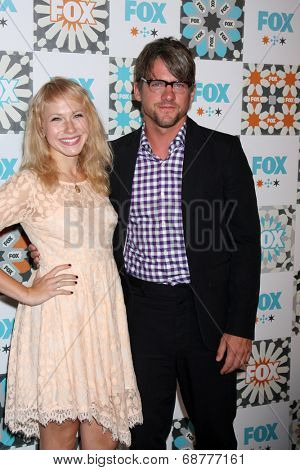 LOS ANGELES - JUL 20:  Zachary Knighton at the FOX TCA July 2014 Party at the Soho House on July 20, 2014 in West Hollywood, CA