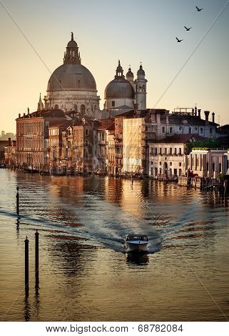 Morning In Venice