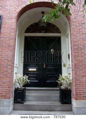 Black Door Beacon Hill
