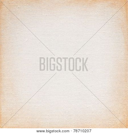 brown canvas to use as grunge background or texture