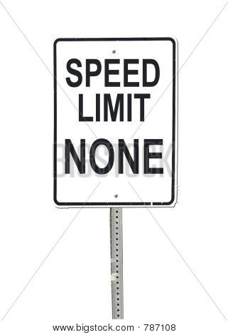 sign speed limit