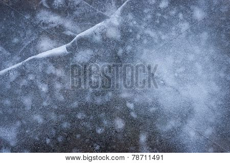 Natural Ice Background