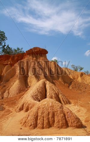 Beautiful Soil Erosion