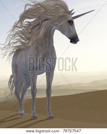 Desert Dune Unicorn