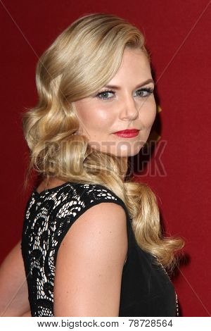 LOS ANGELES - MAR 1:  Jennifer Morrison at the QVC 5th Annual Red Carpet Style Event at the Four Seasons Hotel on March 1, 2014 in Beverly Hills, CA