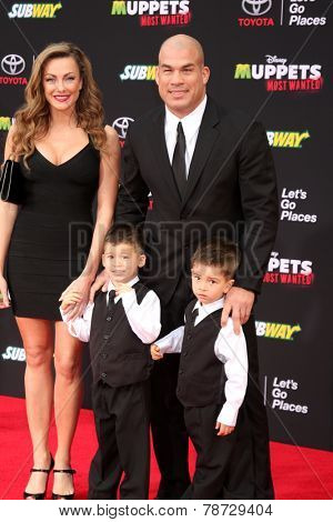 LOS ANGELES - MAR 11:  Tito Ortiz at the