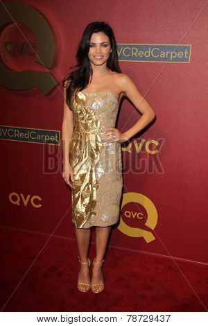 LOS ANGELES - MAR 1:  Jenna Dewan-Tatum at the QVC 5th Annual Red Carpet Style Event at the Four Seasons Hotel on March 1, 2014 in Beverly Hills, CA